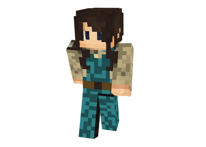 Aria Stark (Game of Thrones) Skin for Minecraft