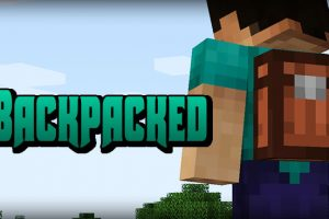 Backpacked Mod for Minecraft