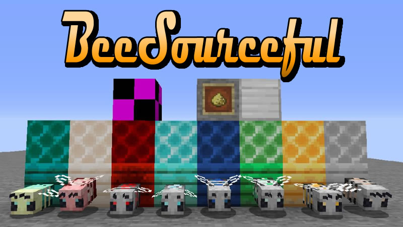 BeeSourceful Mod