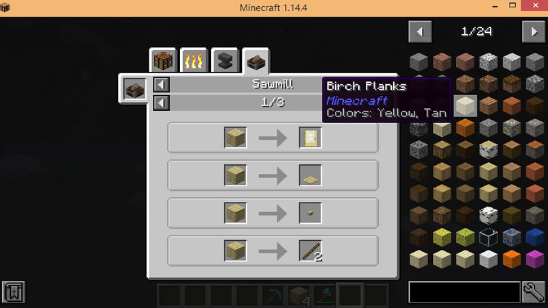 Corail Woodcutter Mod Screenshot 3