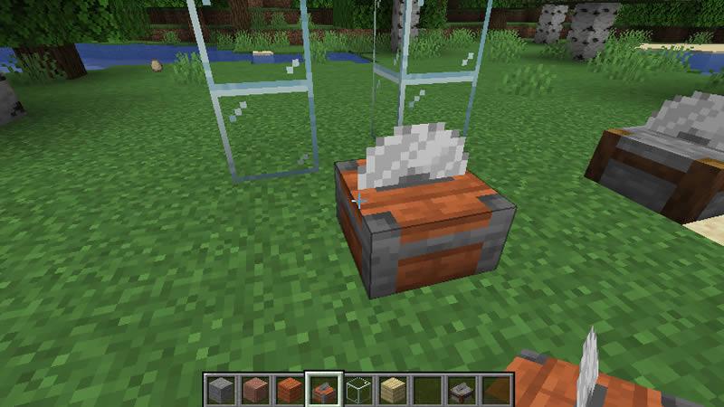Corail Woodcutter Mod Screenshot