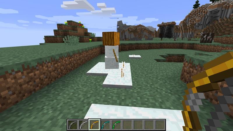 Extra Bows Mod Screenshot 2