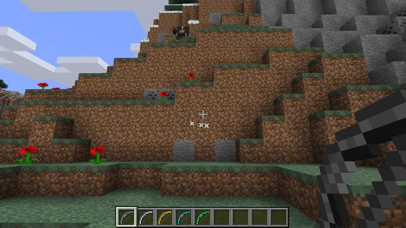 Extra Bows Mod Screenshot 3