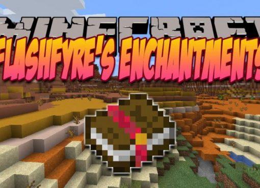 FlashFyre's Enchantments Mod