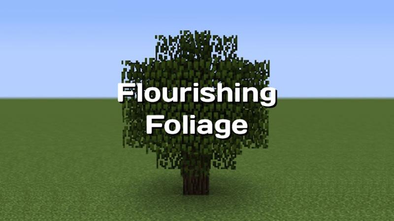 Flourishing Foliage Mod