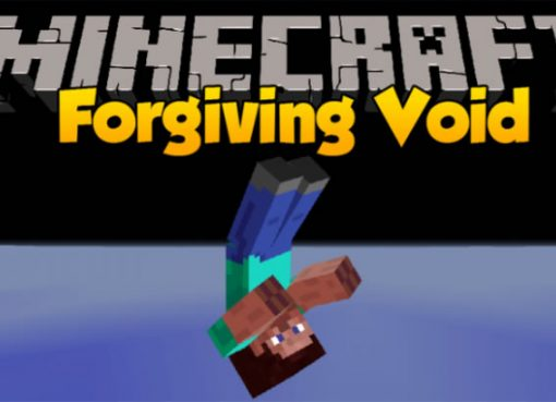 Forgiving Void Mod for Minecraft