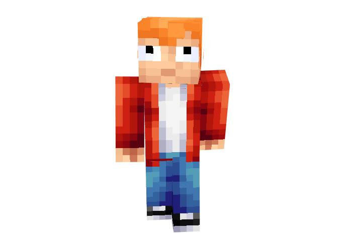 Fry (Futurama) Skin