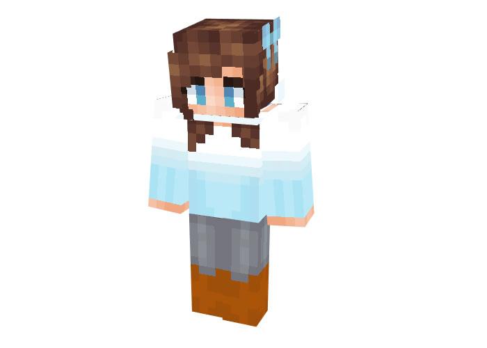 Ice Hoodie Skin
