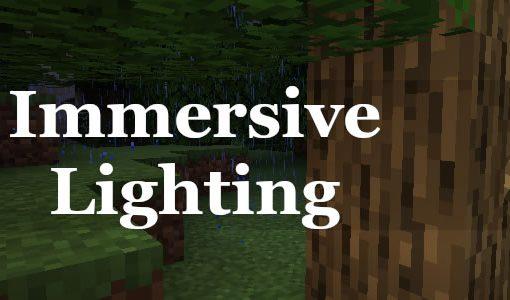 Immersive Lighting Mod for Minecraft