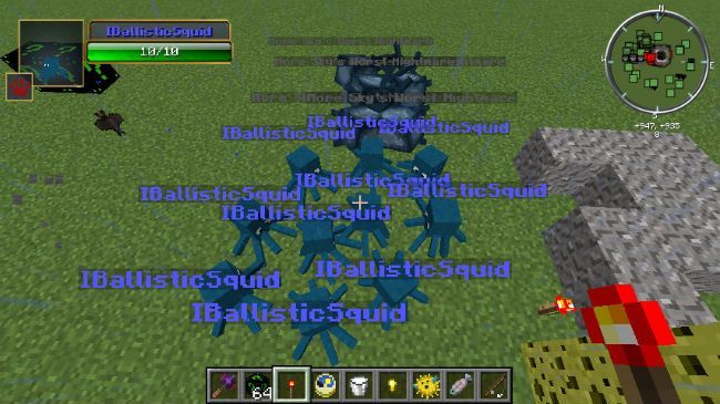Lucky Block Dark Neon Mod Screenshot 2