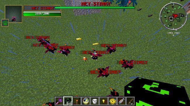 Lucky Block Dark Neon Mod Screenshot 3