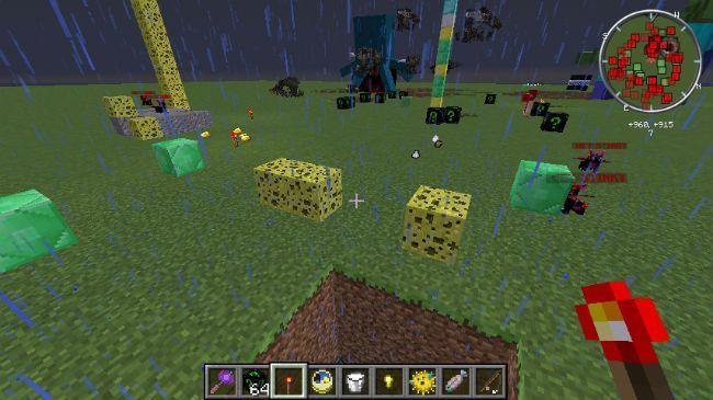 Lucky Block Dark Neon Mod Screenshot 4