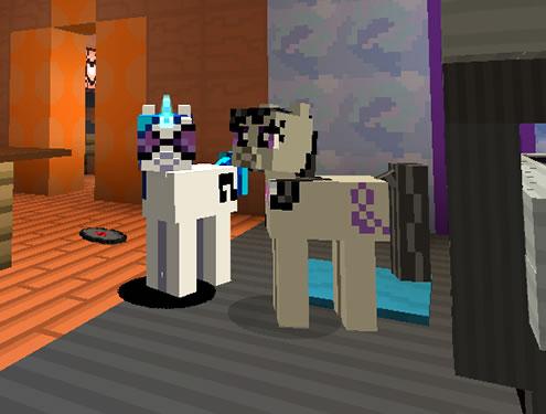 Mine Little Pony Mod Screenshot 3