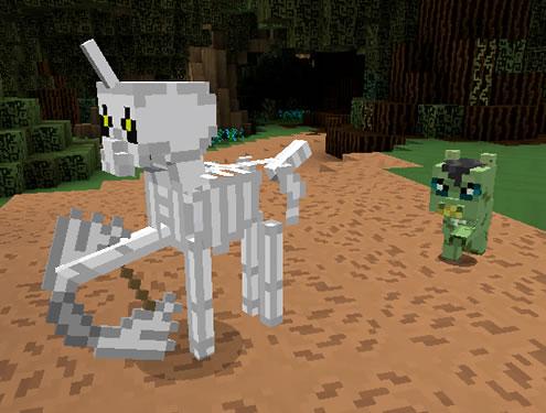 Mine Little Pony Mod Screenshot 6