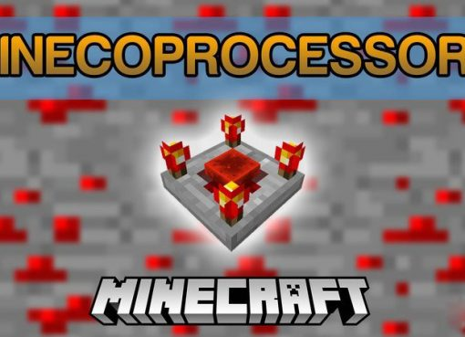 Minecoprocessors Mod for Minecraft