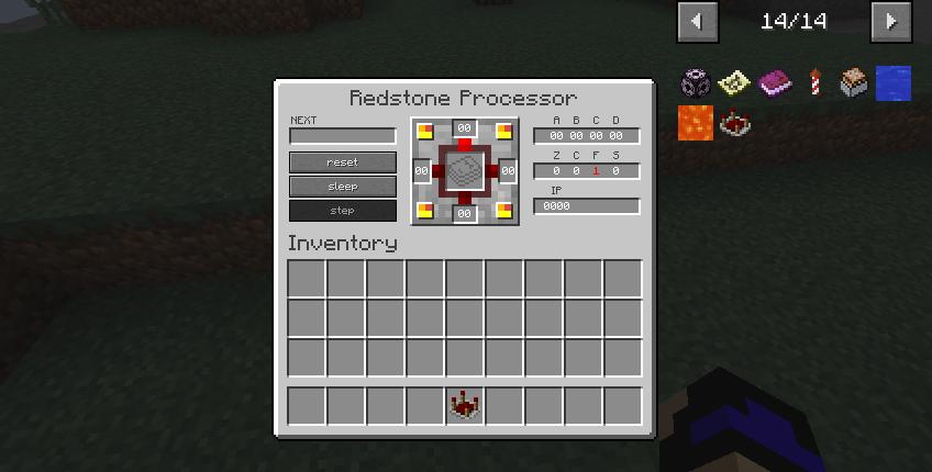 Minecoprocessors Mod Screenshot 2