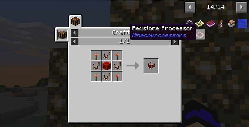 Minecoprocessors Mod Screenshot