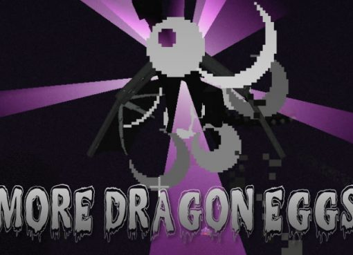 More Dragon Eggs Mod for Minecraft