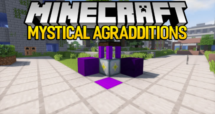 Mystical Agradditions Mod for Minecraft