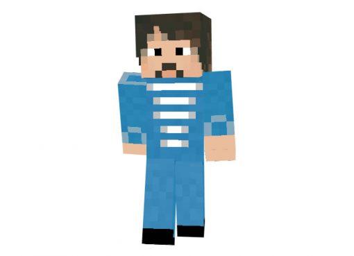 Paul McCartney Skin for Minecraft