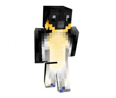 Penguin Skin for Minecraft