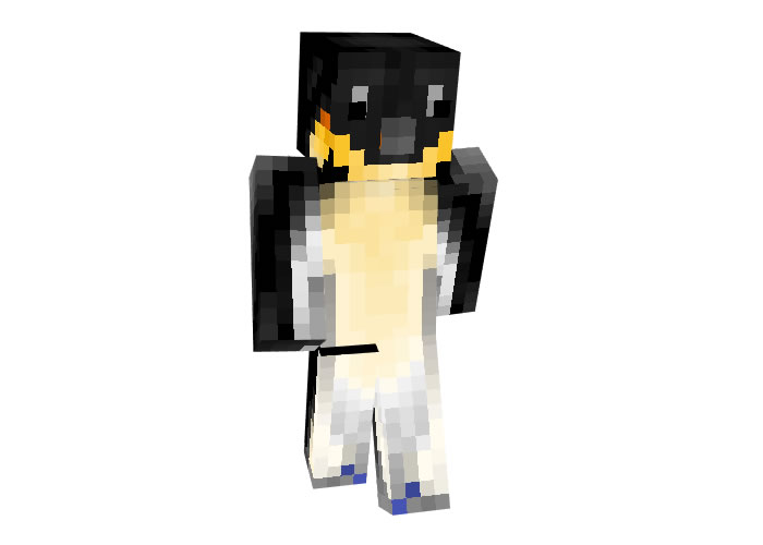 Penguin Skin for Minecraft