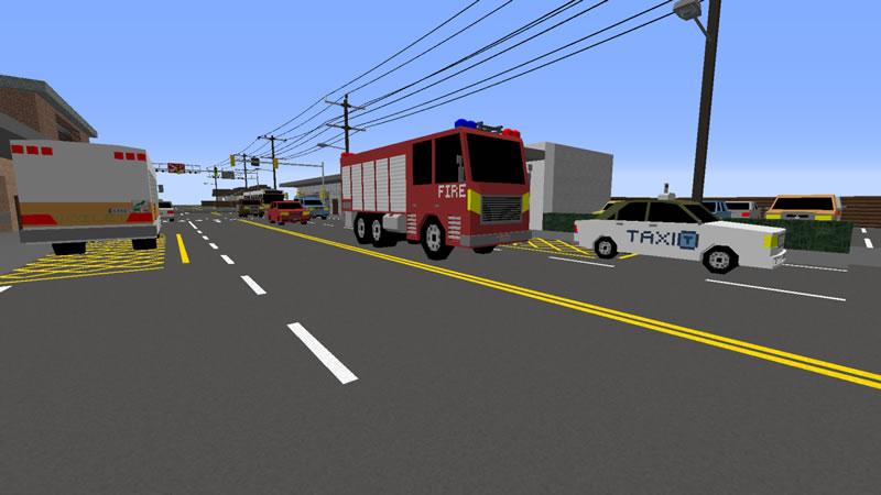 Saracalia's City Mod Screenshot 2
