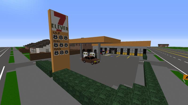 Saracalia's City Mod Screenshot 3