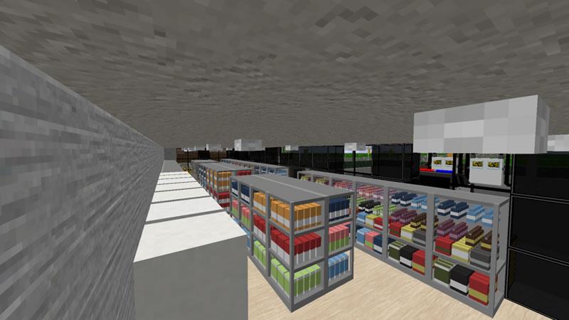 Saracalia's City Mod Screenshot 4
