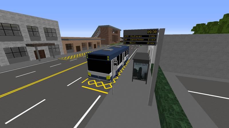 Saracalia's City Mod Screenshot 6