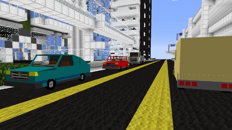 Saracalia's City Mod Screenshot
