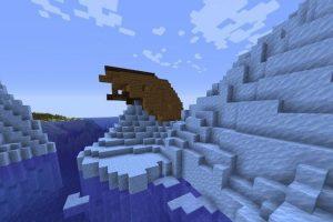 Ship on the Iceberg Seed 1.15.2/1.14.4