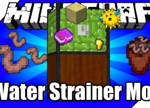 Water Strainer Mod