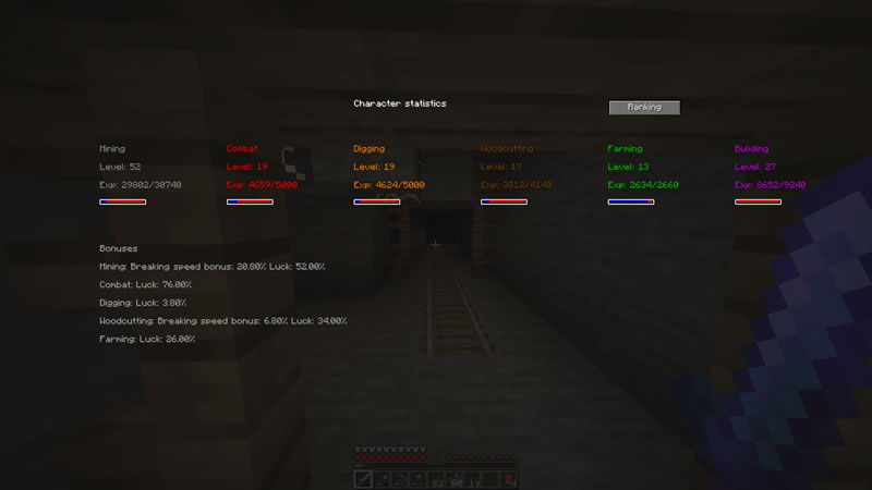 ZmodSkills Mod Screenshot 2