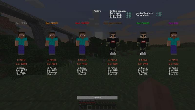 ZmodSkills Mod Screenshot