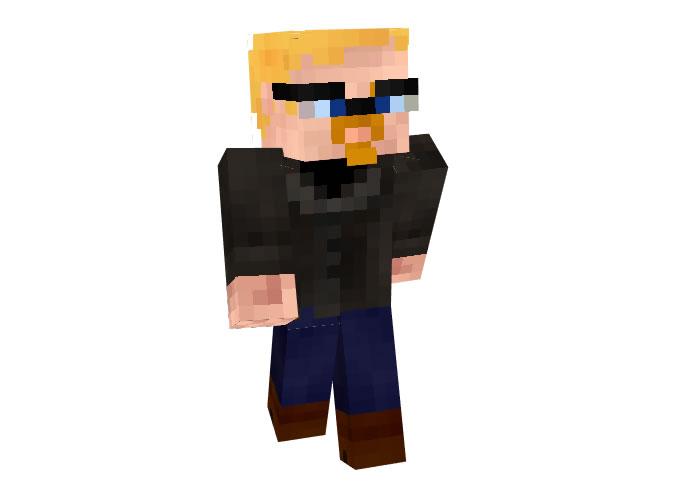 Adam Savage Skin (MythBusters)