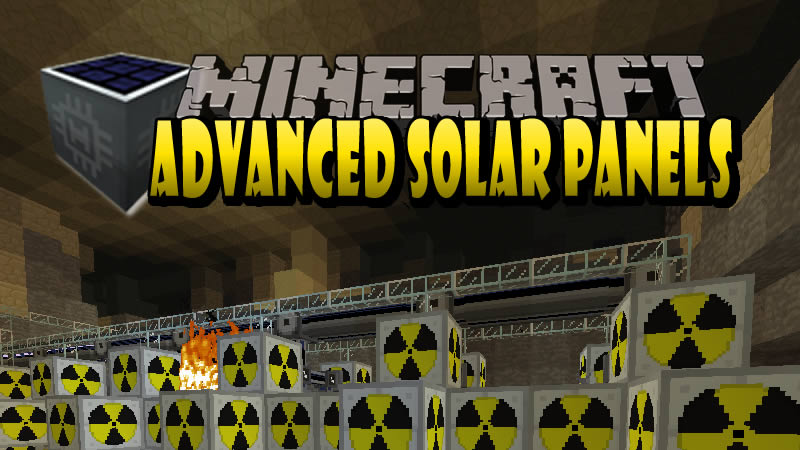 Advanced Solar Panels Mod