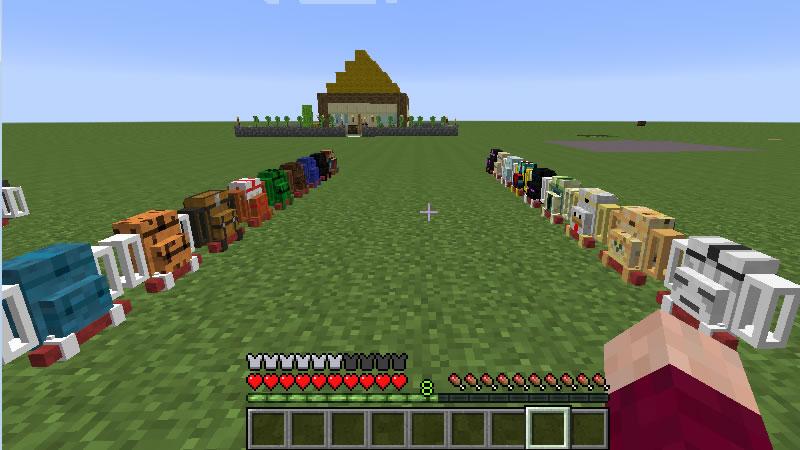 Adventure Backpack Mod Screenshot 2