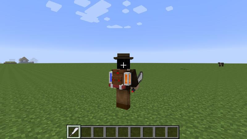 Adventure Backpack Mod Screenshot