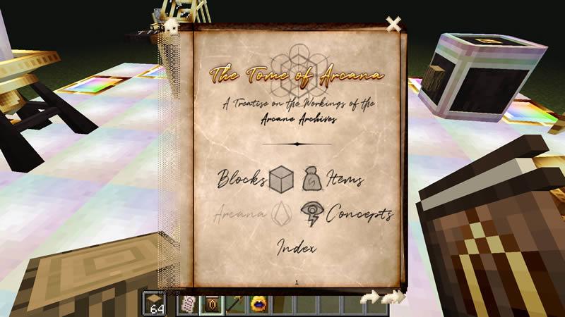 Arcane Archives Mod Screenshot 7