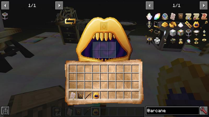 Arcane Archives Mod Screenshot 8