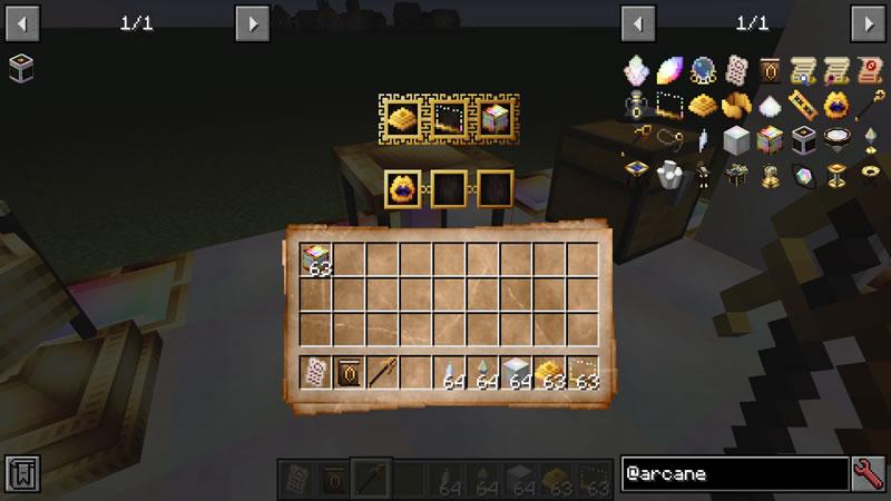 Arcane Archives Mod Screenshot 9