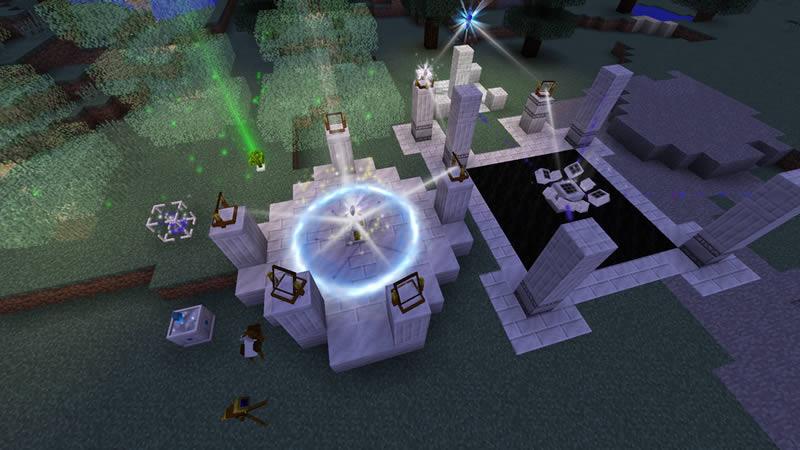 Astral Sorcery Mod Screenshot