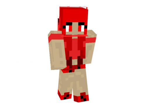 Bad Foxy Skin | Minecraft Girl Skins