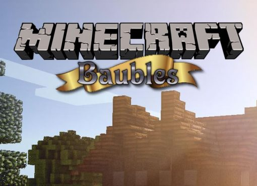 Baubles Mod for Minecraft
