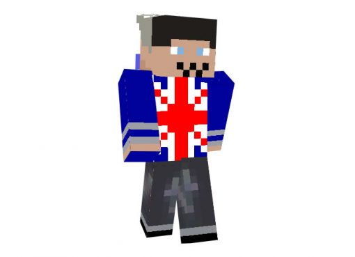 Brexit Skin for Minecraft