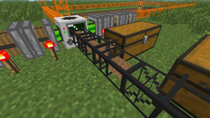 BuildCraft Mod Screenshot 3