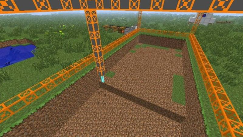 BuildCraft Mod Screenshot