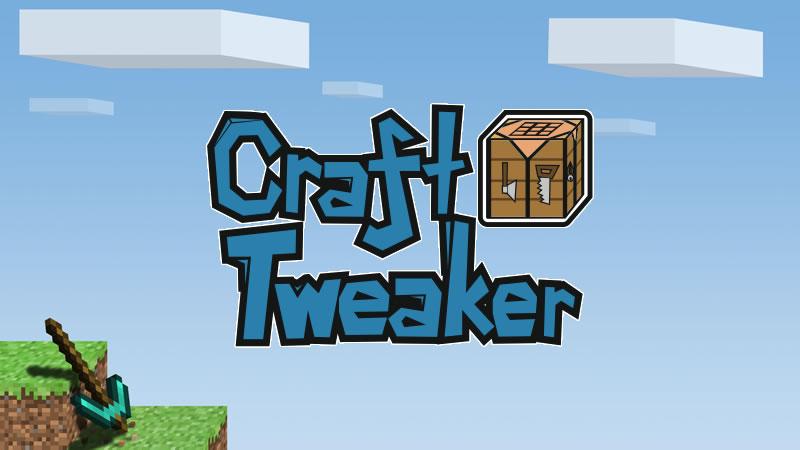 CraftTweaker Mod