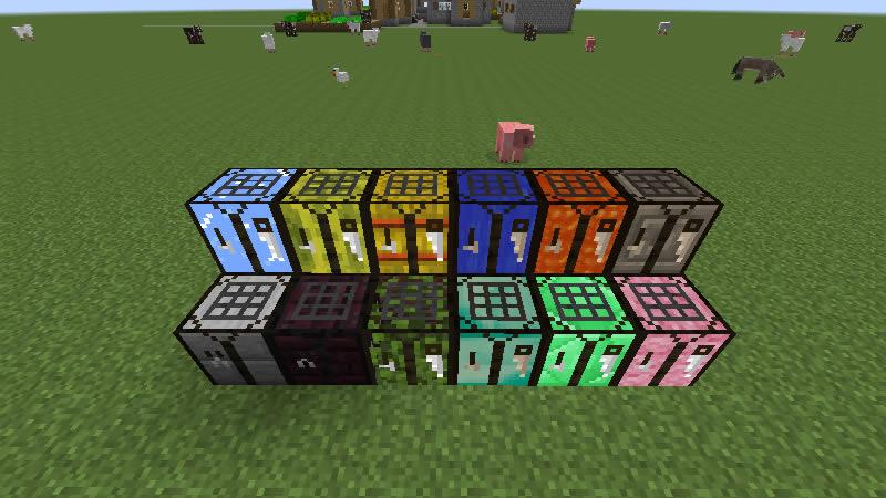 CraftingCraft Mod Screenshot 1